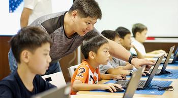 程式語言 x 體能訓練|程式猴麻吉森林大冒險夏令營