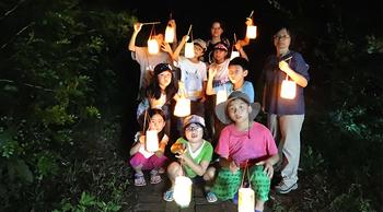 驚奇一夏!阿里磅兒童生態探索營