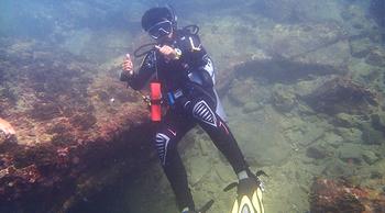 PADI 開放水域潛水員 - 證照課程(個別班)