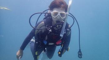 PADI 開放水域潛水員 - 證照課程(固定班)