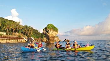 【小琉球】環島獨木舟找海龜