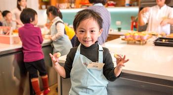 手繹 - 小廚師烘焙夏令營/親子兒童班