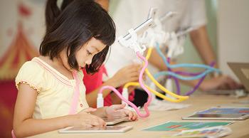 寶貝動手玩方塊 幼兒「程式學習」全英文夏令營(4 ~ 5 歲)