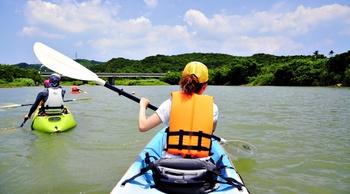 【新北福隆】雙溪河畔漫遊划舟